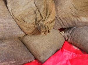 Sandbags, Source: DuBoixMorguefile